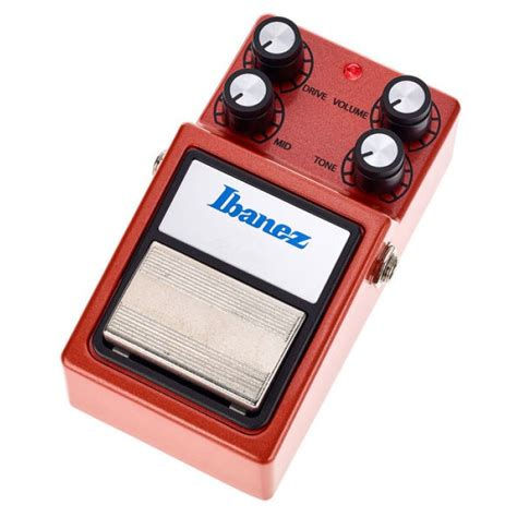 Harga Overdrive Distortion jual ibanez 9 series jd9 jet driver overdrive guitar