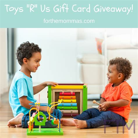 Toys R Us Gift Card Cvs - 100 toys quot r quot us gift card giveaway playwithpurpose support children in need ftm