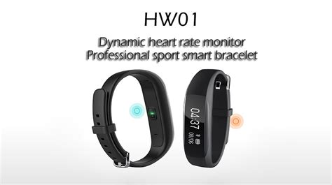 Lenovo Hw01 lenovo hw01 rate monitor smart wristband