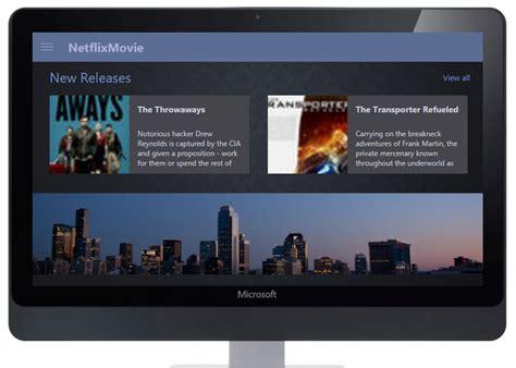 aplikasi membuat film android membuat aplikasi daftar film netflix pada sistem operasi