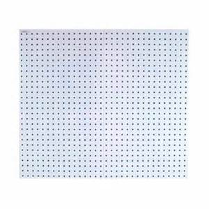 peg board home depot triton products 3 8 in white pegboard wall organizer