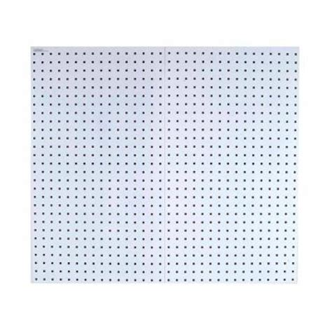 triton products 3 8 in white pegboard wall organizer