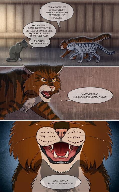 darkest hour warriors warrior cats the darkest hour page 6 by acidneku on