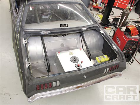 aeromotive stealth fuel cell install hot rod network