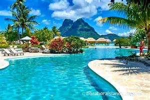 Tiki Hut Resorts Bora Bora Resorts