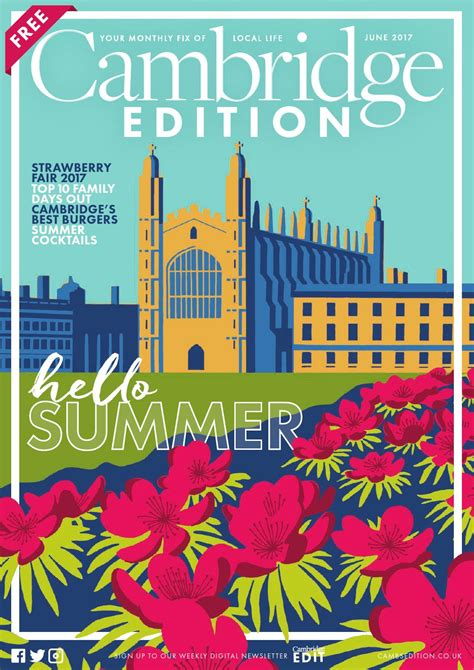 Fashion Cambridge 9526 Cambridge Edition June By Bright Publishing Issuu
