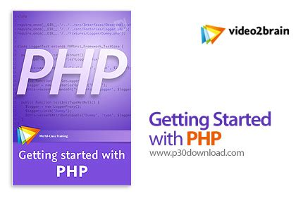 php tutorial getting started video2brain getting started with php a2z p30 download full
