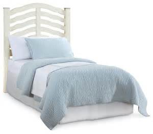 cara and cole headboard only bench bed traditional