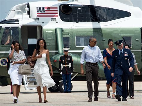 vacation obama up up and away the obamas head to martha s vineyard for a 2 week family vacation