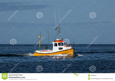 small commercial fishing boat plans small fishing boat stock photo image of waters image