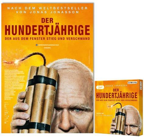 Plakat Verkauft Gewinnspiel by Gewinnspiel Zu Der Hundertj 196 Hrige Der Aus Dem Fenster