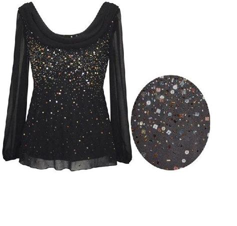 beaded tops for evening wear plus size plus size sequin tops evening wear