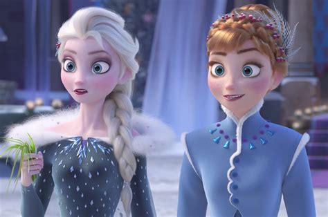 is frozen 2 a short film disney pixar animation at d23 new details on frozen 2