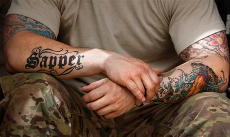 army new tattoo policy will new army policy affect removal pricing