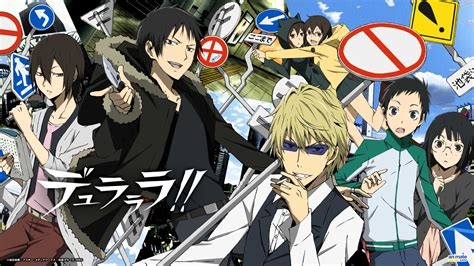 Anime This Season by Durarara Review