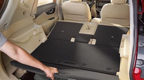 nissan rogue interior dimensions how much cargo space is there in the nissan rogue