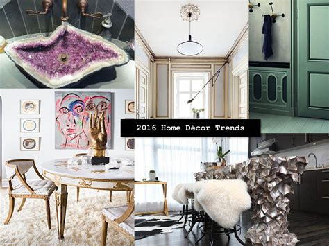 home decor styles for 2016 2016 home decor trends forecast motleydecor com