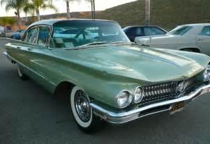1960 Buick Models 1960 Buick Lesabre 4 Door Sedan
