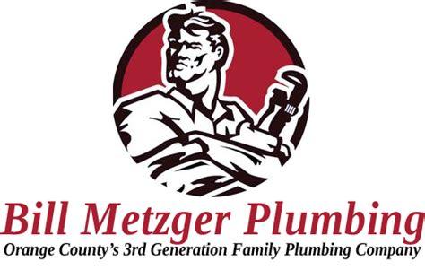 Metzger Plumbing by Orange County Plumber Bill Metzger Plumbing 949 492 3558