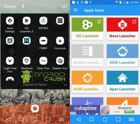 best nova launcher icon themes best nova launcher themes icon packs 2017 android crush