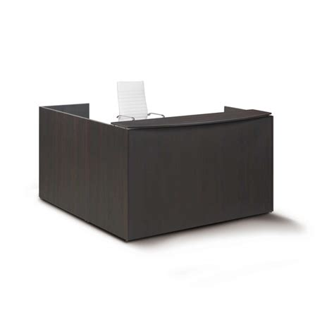 Reception Desk With Laminate Transactional Floated Top Laminate Reception Desk