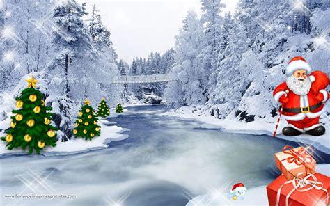 imagenes navideñas con movimiento free image bank wallpaper para navidad con santa claus y