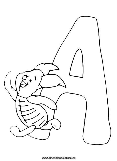 lettere dell alfabeto da colorare alfabeto per bambini da colorare