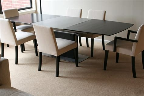 bo concept dining table dining table boconcept extendable dining table