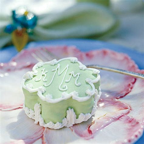 Bridesmaid Cake by How To Make Your Own Wedding Cake Southern Living