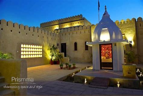 heritage resort india mihir garh fort   sun interior