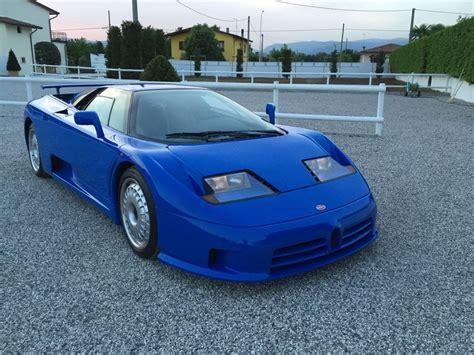bugatti eb 110 price blue bugatti eb110 for sale at 1 8 million gtspirit