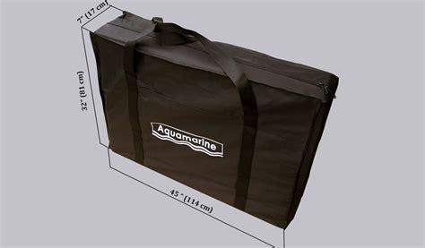 inflatable boat storage bag floor board storage bag for 14 ft inflatable boat