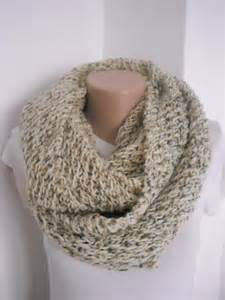 Knit Infinity Scarf Patterns Sale Knit Infinity Scarf Snood Cowl By Aytulgift Craftsy
