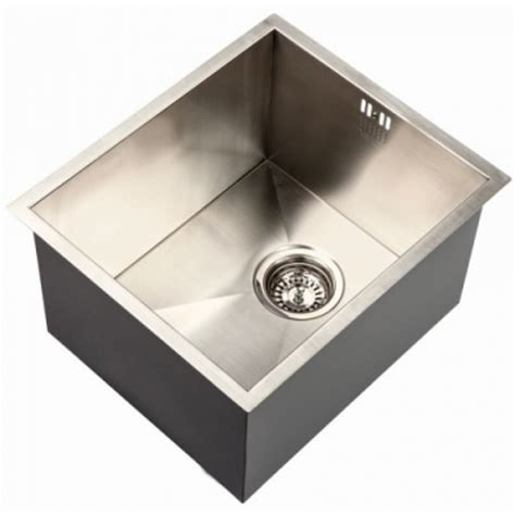 deep kitchen sink zen uno 340 deep kitchen sink notjusttaps co uk