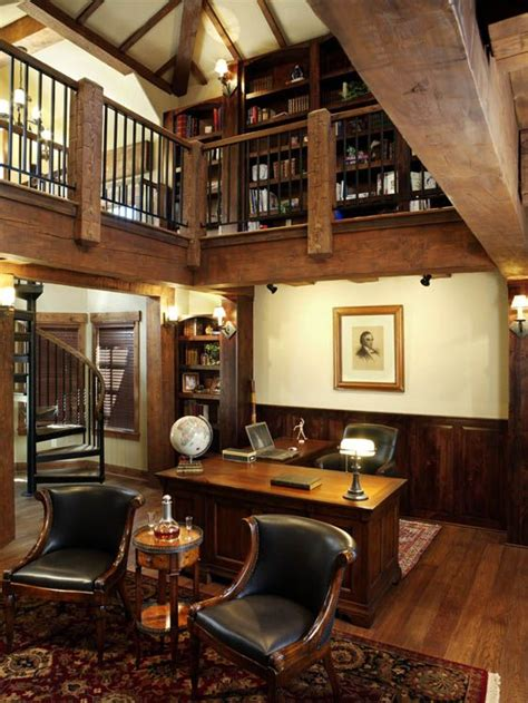 home office library for the home pinterest home office with library upstairs dream house pinterest