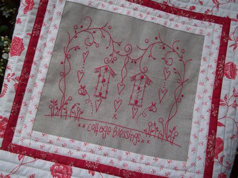 auntie s quaint quilts cottage blessings bag