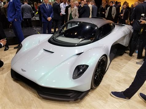 2020 Aston Martin Valkyrie by The 2020 Aston Martin Am Rb 003 Is A Valkyrie With A
