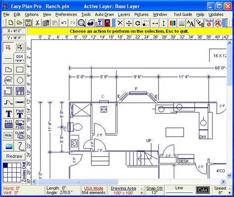 home designer pro sle plans easy plan pro designed to draw good quality