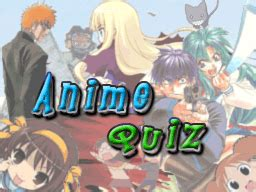 anime quiz  nds game nintendo ds pdroms