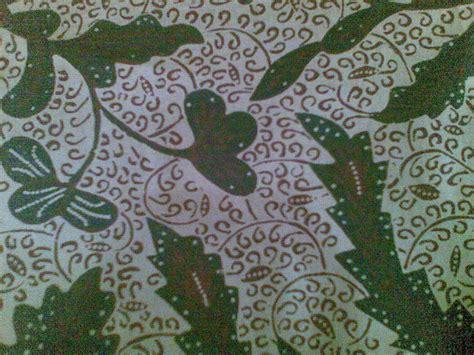 batik pekalongan contoh kain batik