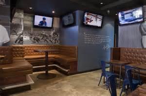 bench sports bar z interior decor consultation