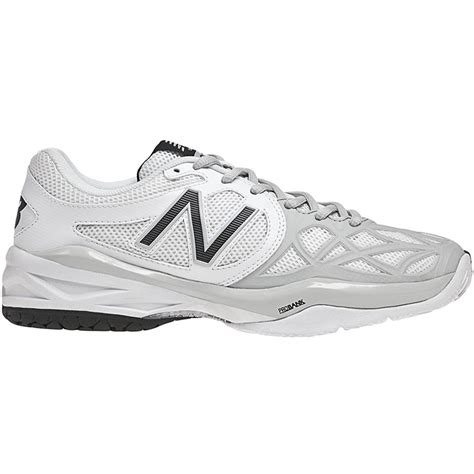 new balance wc 996 d wide s tennis shoe white silver