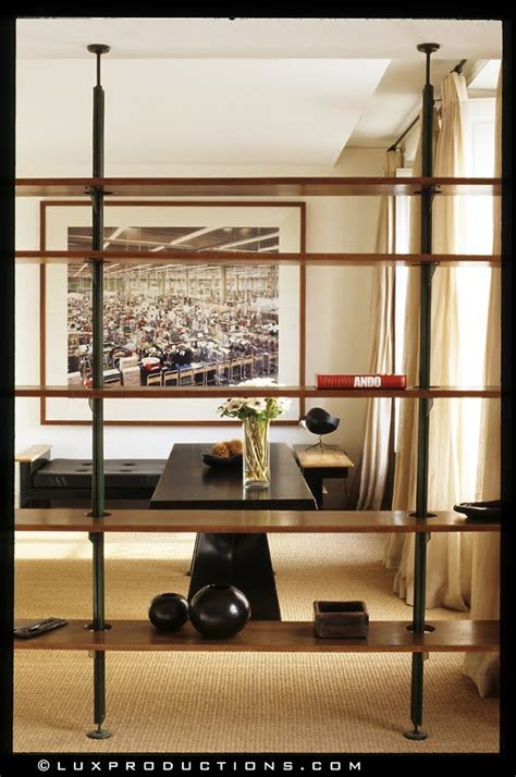 25 best ideas about bookshelf room divider on