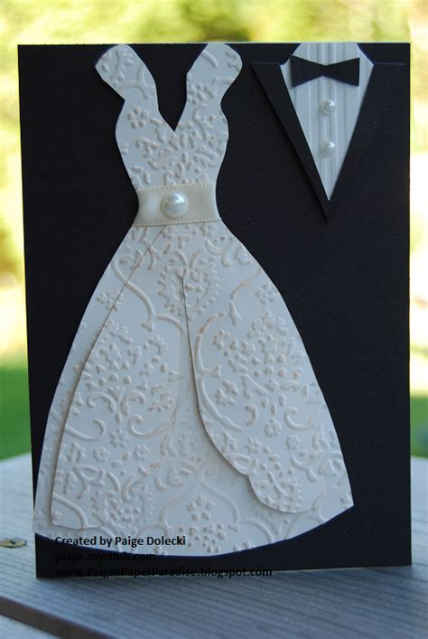 wedding scroll dress and tux card template dolecki stologist wedding dress and tuxedo card