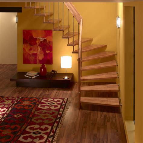 come arredare una scala interna scale per interni di treppenmeister ideare casa