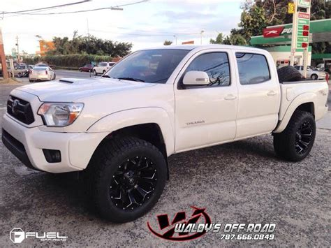 Toyota Tacoma On Rims Toyota Tacoma Assault D546 Gallery Mht Wheels Inc