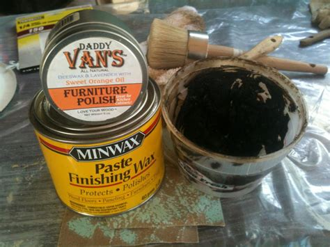 chalk paint vs stain finishing 101 wax or poly paint minerals