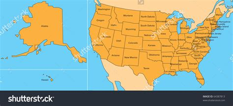 us map including alaska and hawaii usa map with hawaii and alaska my