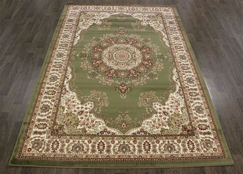 6ft rug traditional moldavite rug 9 8x6 6ft green rugs carpet a2zrug ebay