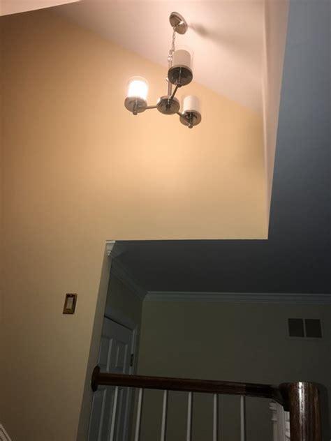 Light Fixtures Installation New Light Fixture Installation Project In Wilmington De